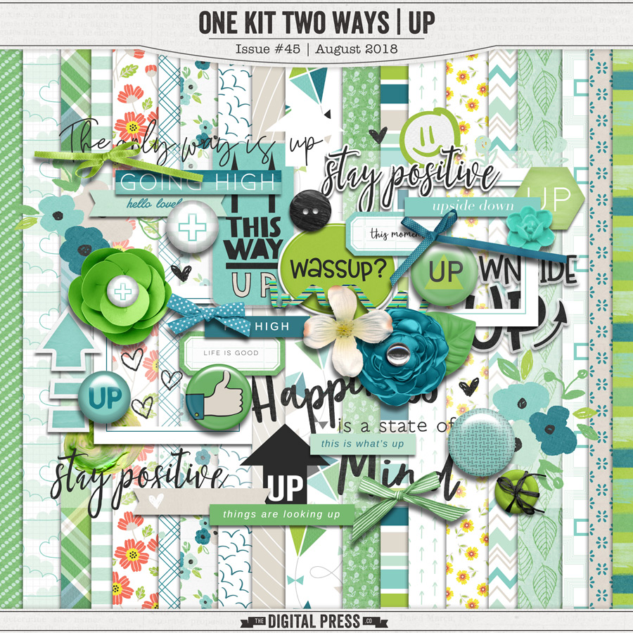 One Kit Two Ways | Up