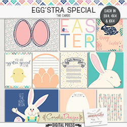 Egg'stra Special Collaboration | Pocket Cards
