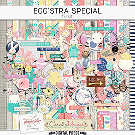 Egg'stra Special Collaboration | Kit