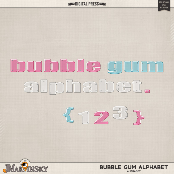 Bubble Gum | Alpha