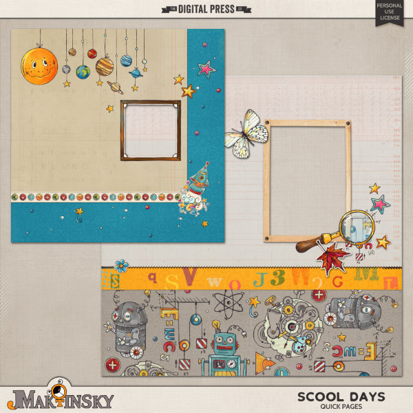 sCOOL Days | Quick Pages