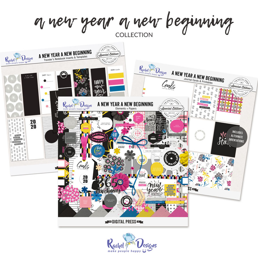 A New Year A New Beginning | Collection