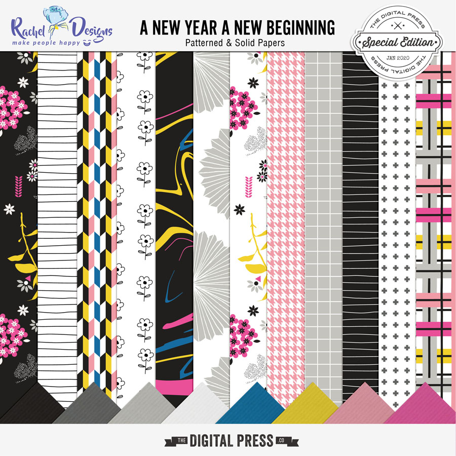A New Year A New Beginning | Papers