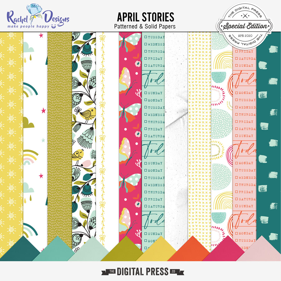 April Stories   Papers