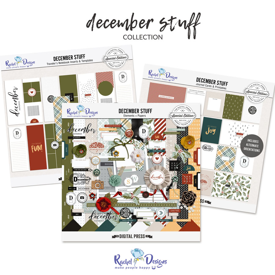 December Stuff | Collection Pack