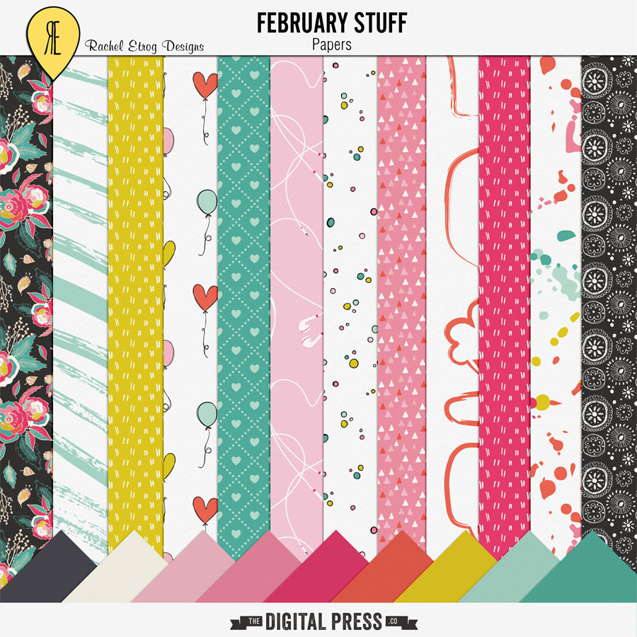 February Stuff | Papers