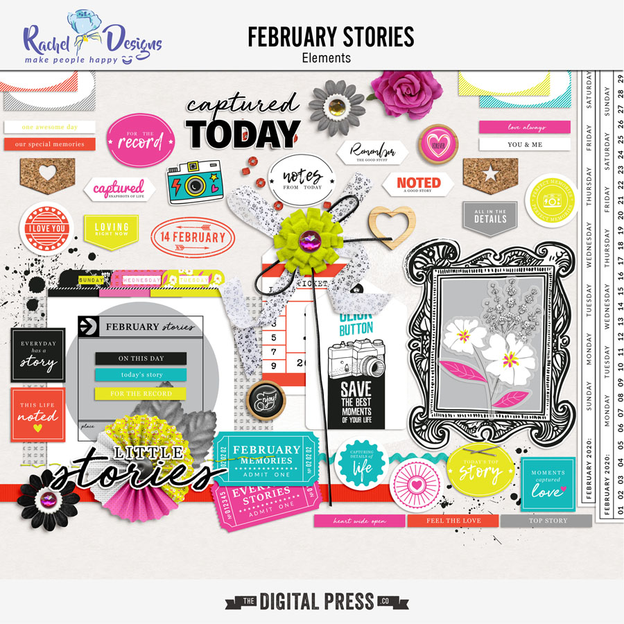 February Stories | Elements
