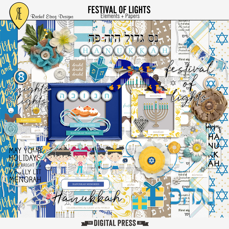 Festival Of Lights | Kit