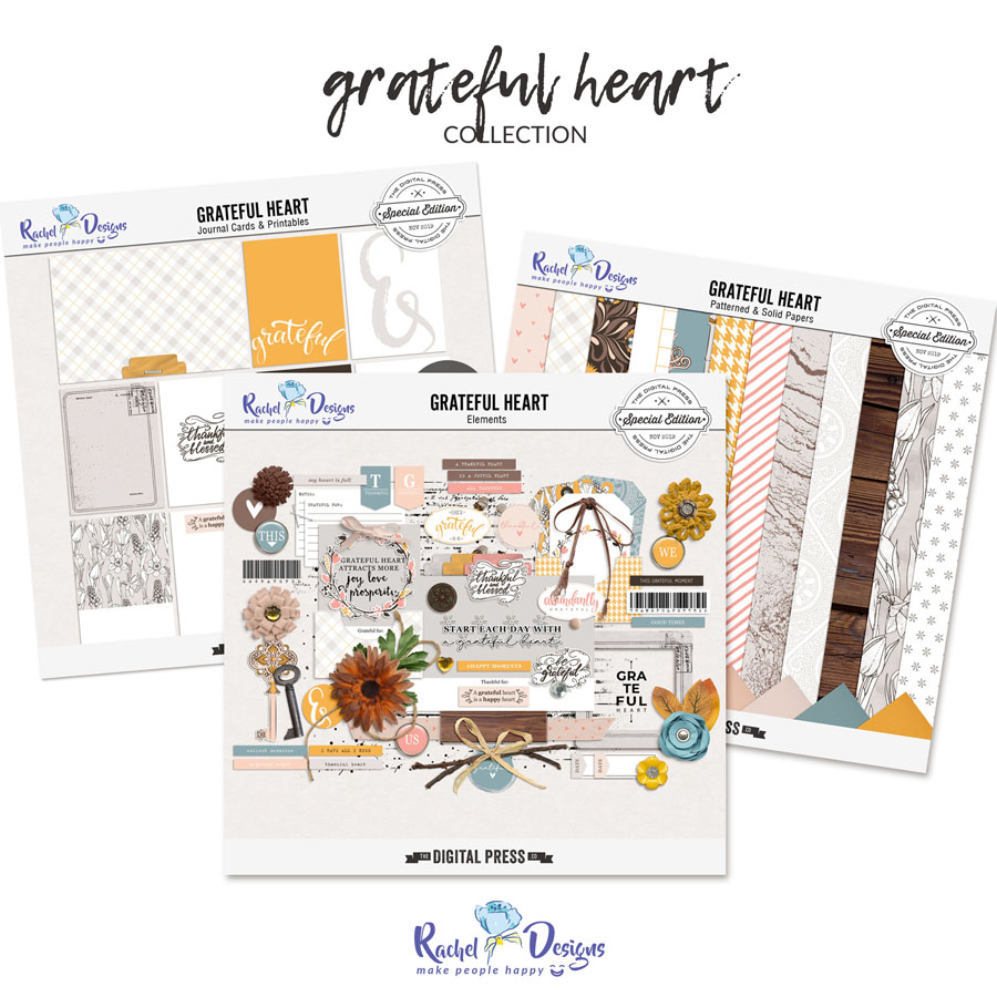 Grateful Heart | Collection