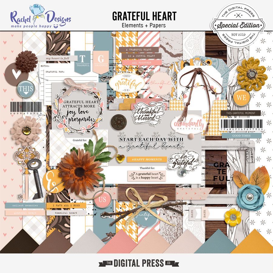 Grateful Heart | Kit