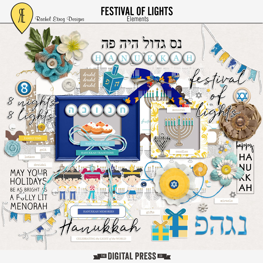 Festival Of Lights | Elements