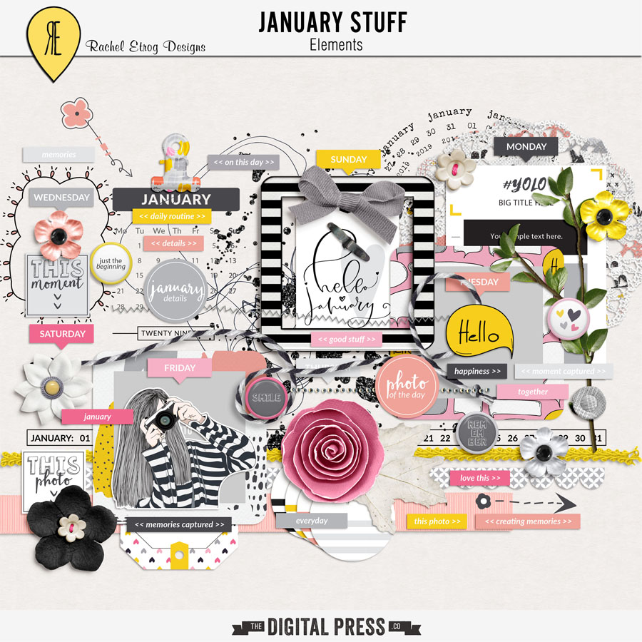 January Stuff | Elements