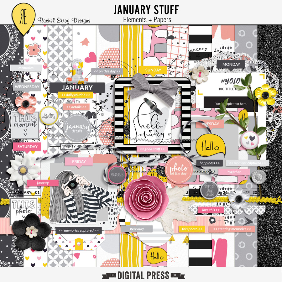 January Stuff | Kit