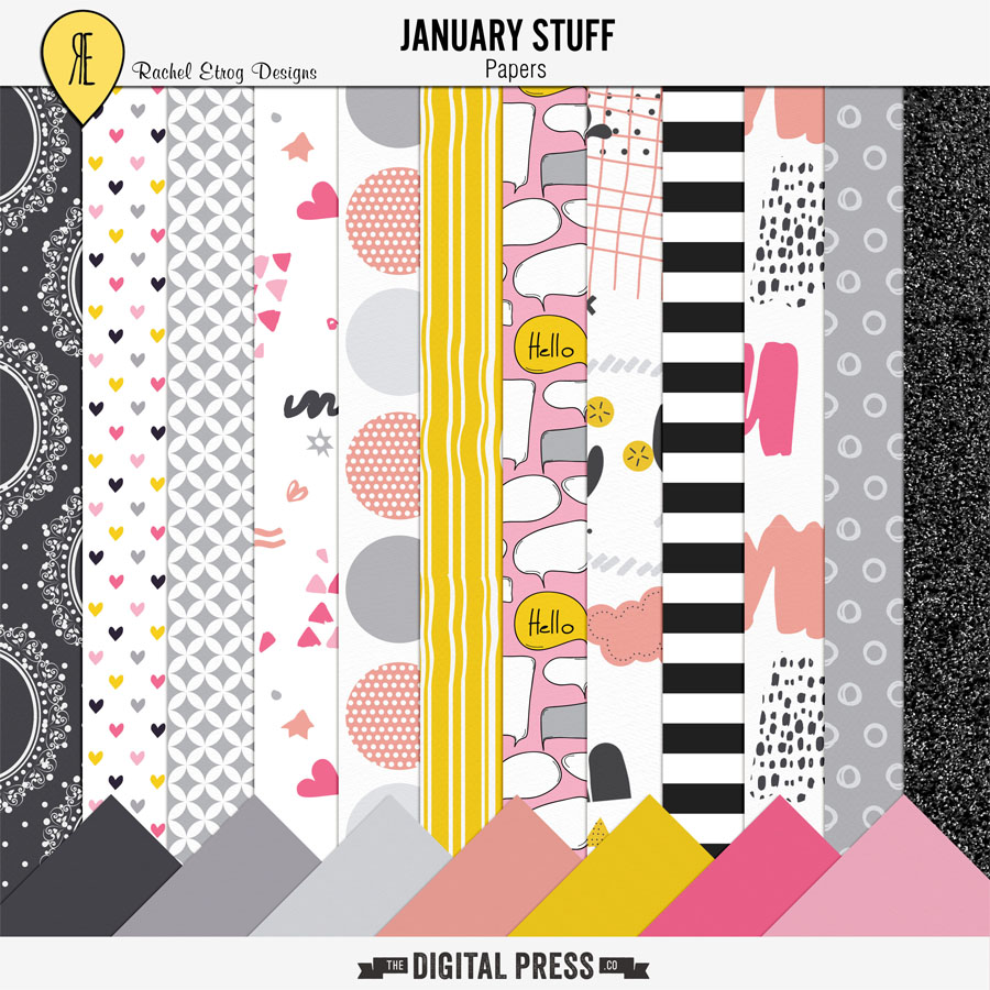 January Stuff | Papers
