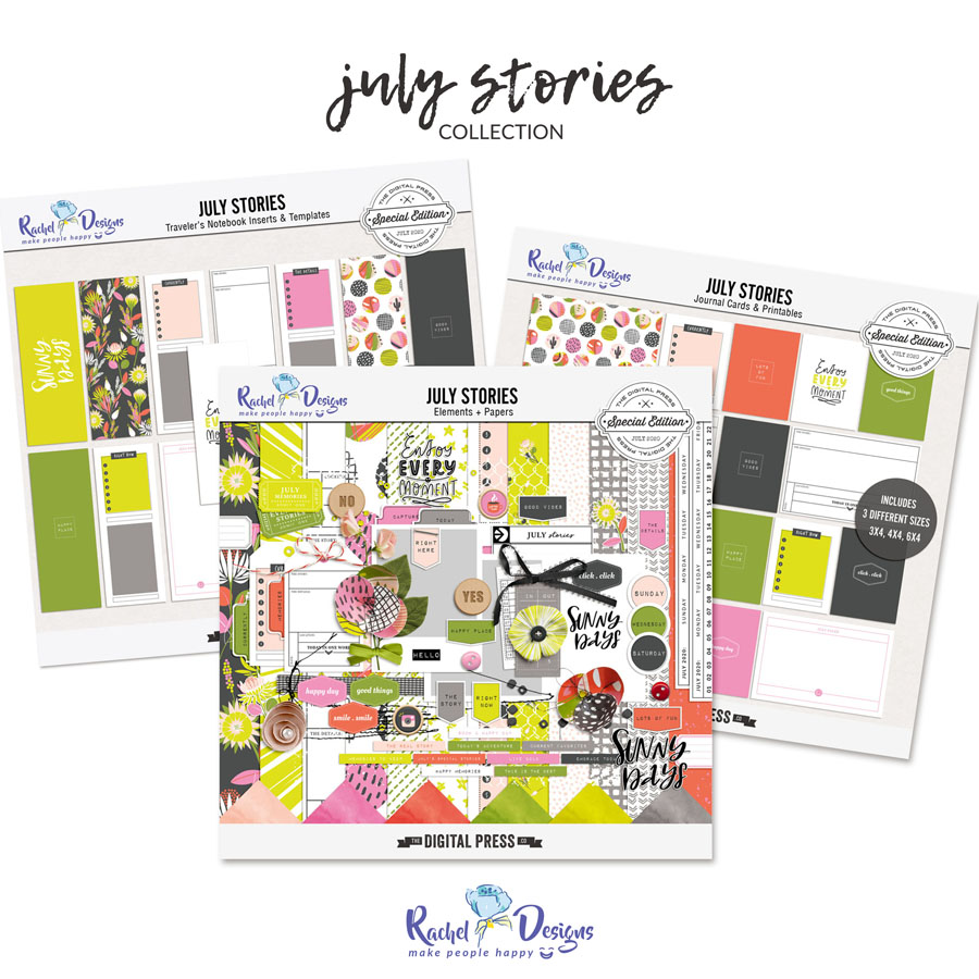 July Stories | Collection