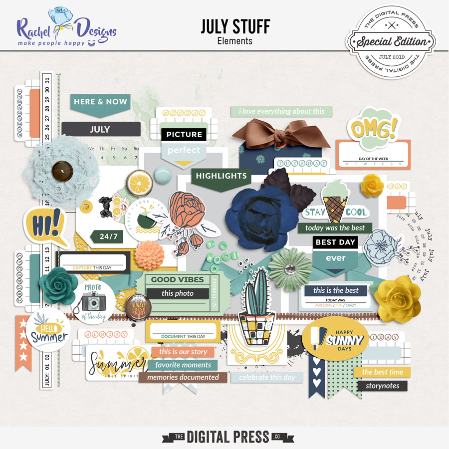 July Stuff | Elements