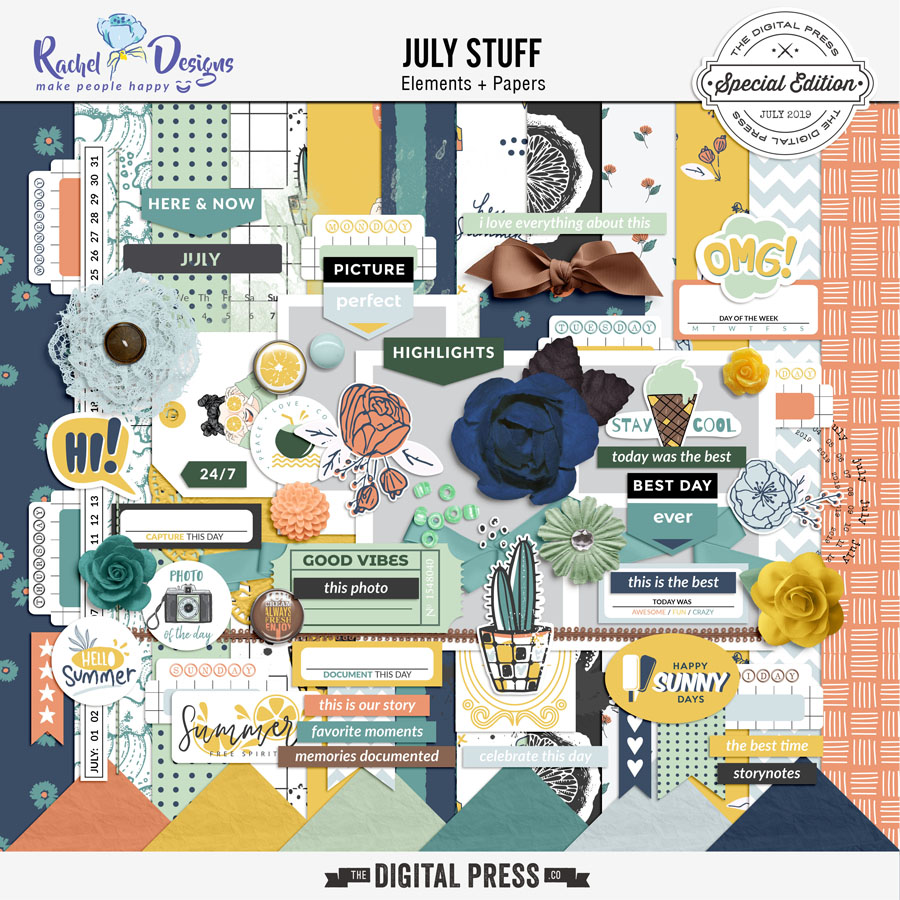 July Stuff | Kit