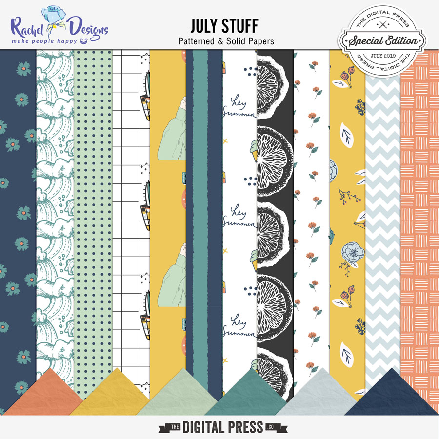 July Stuff | Papers
