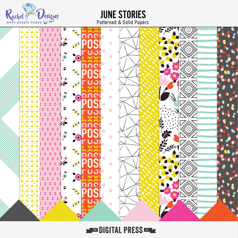 June Stories   Papers