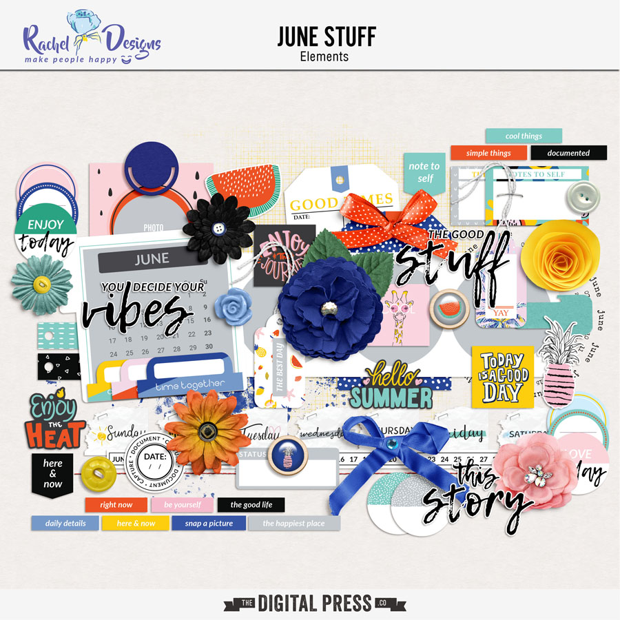 June Stuff | Elements