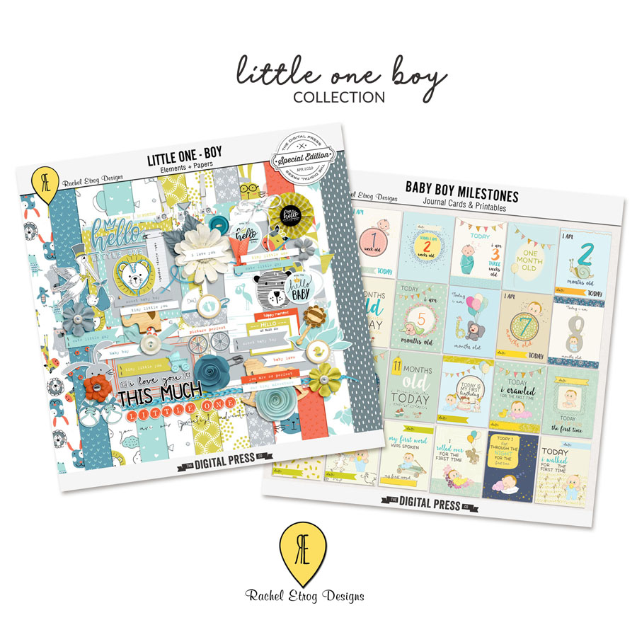 Little One Boy   Collection