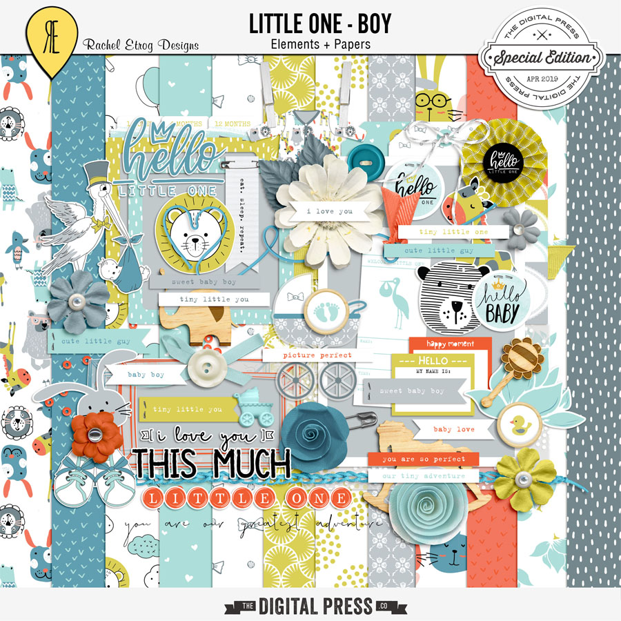 Little One Boy | Kit