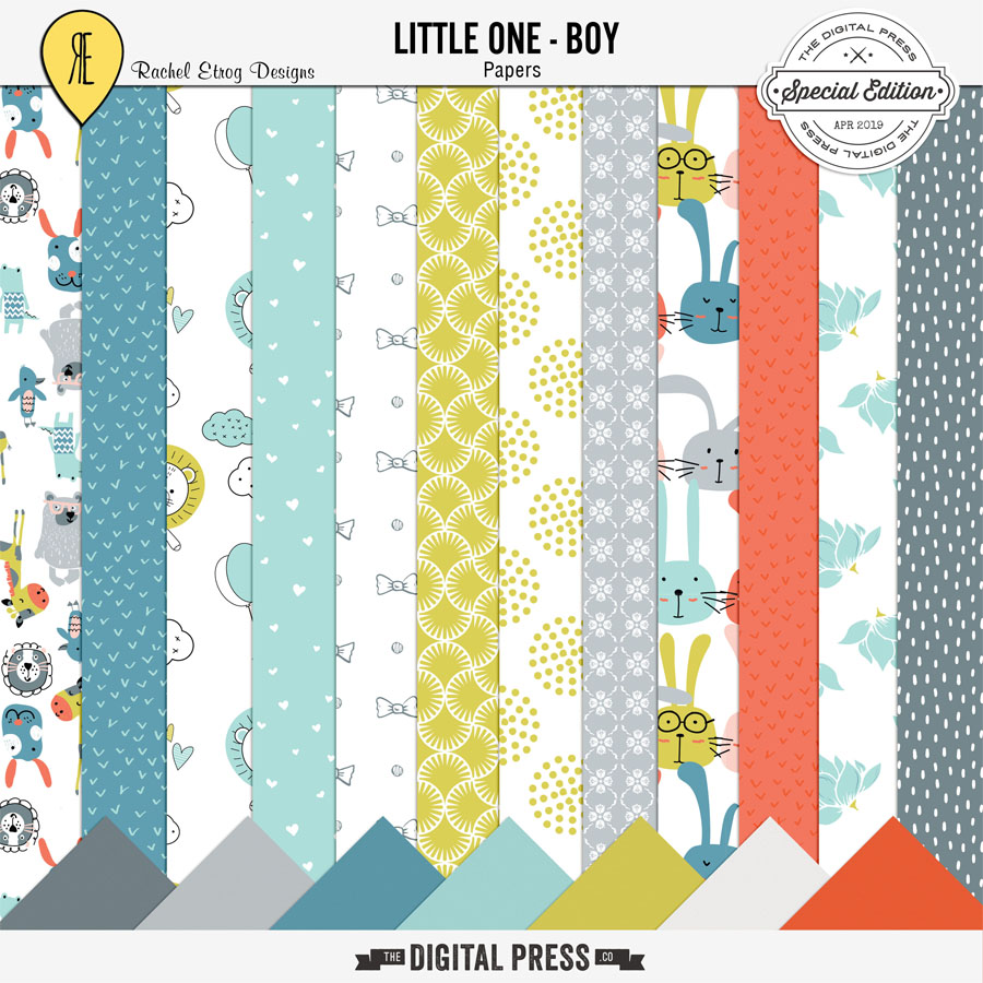 Little One Boy | Papers