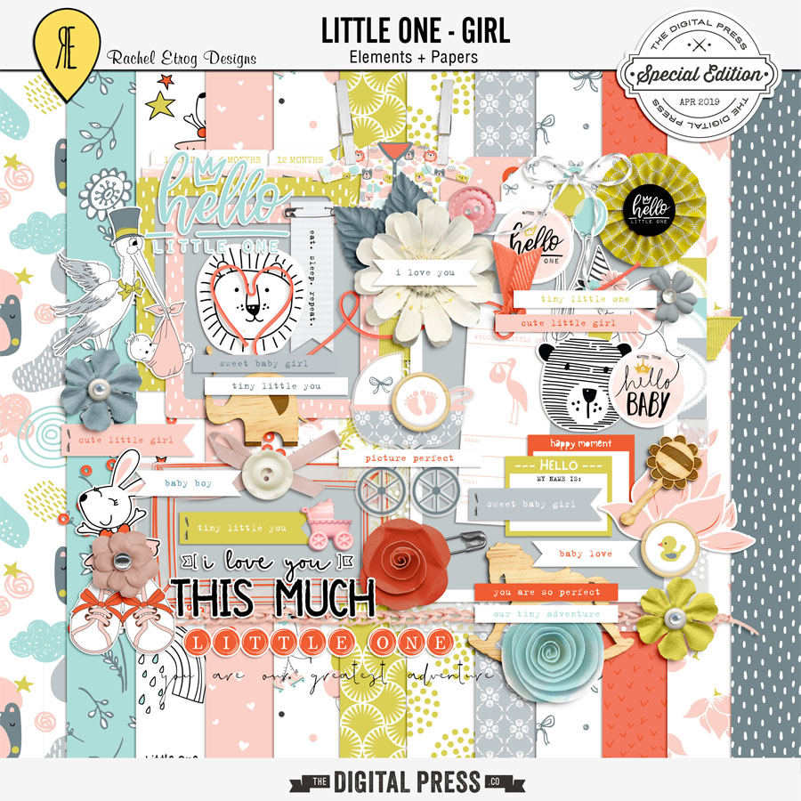 Little One Girl | Kit