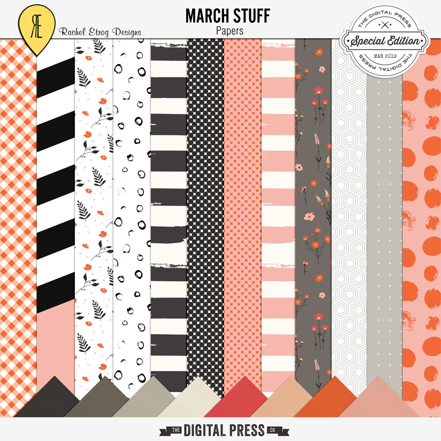 March Stuff | Papers