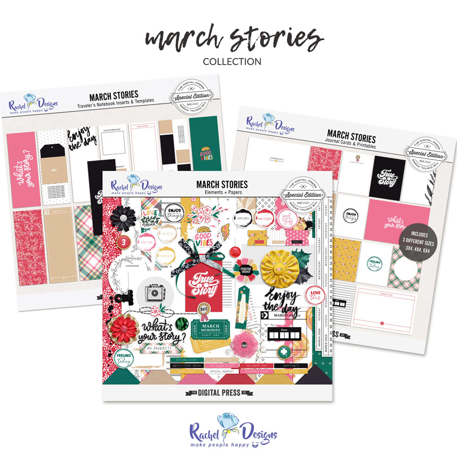 March Stories | Collection