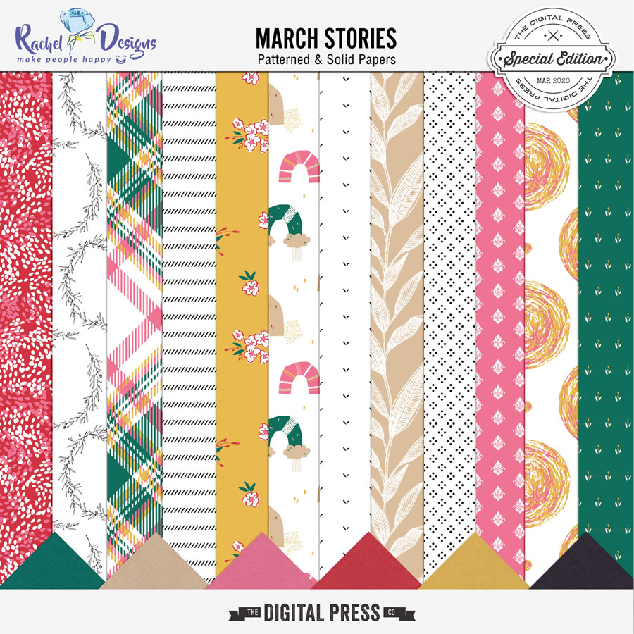 March Stories | Papers
