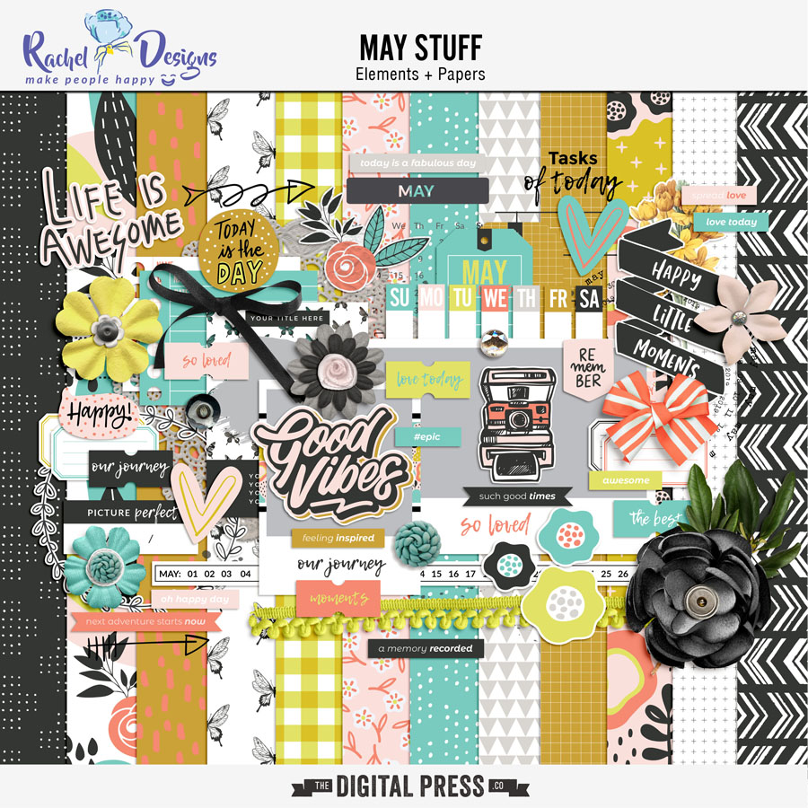 May Stuff | Kit