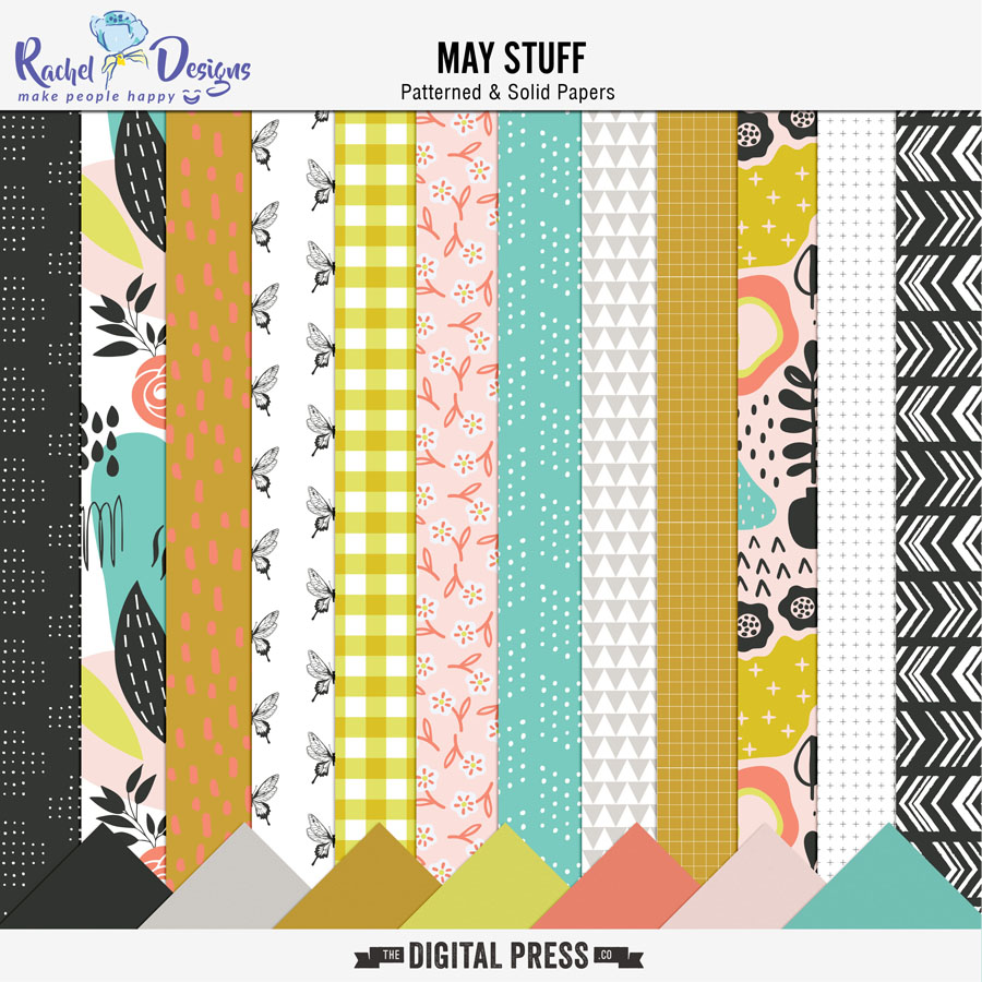 May Stuff | Papers