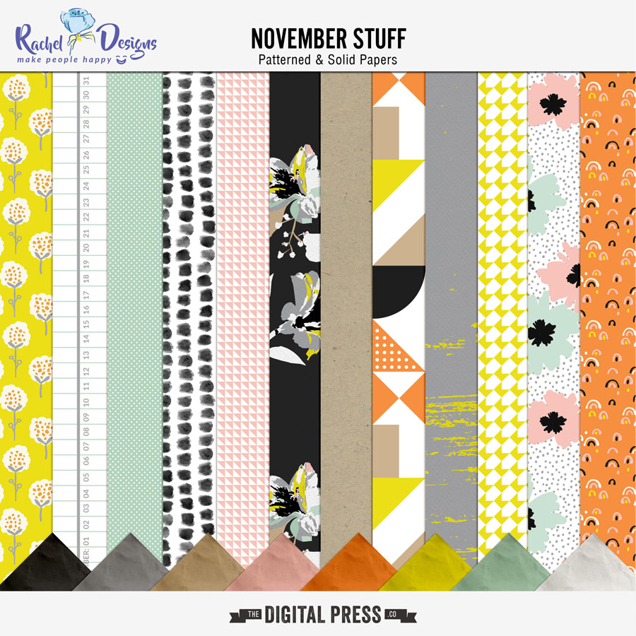 November Stuff | Papers
