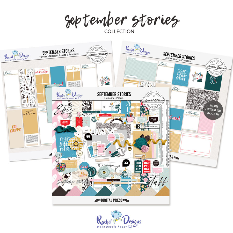 September Stories | Collection