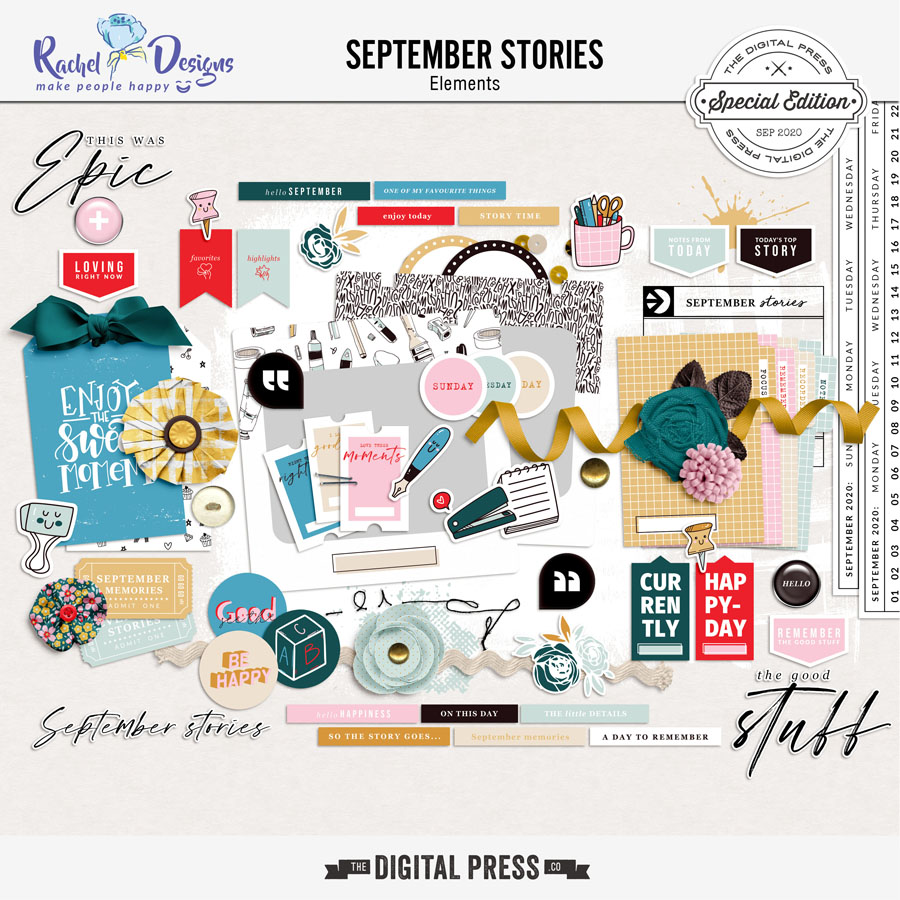 September Stories | Elements