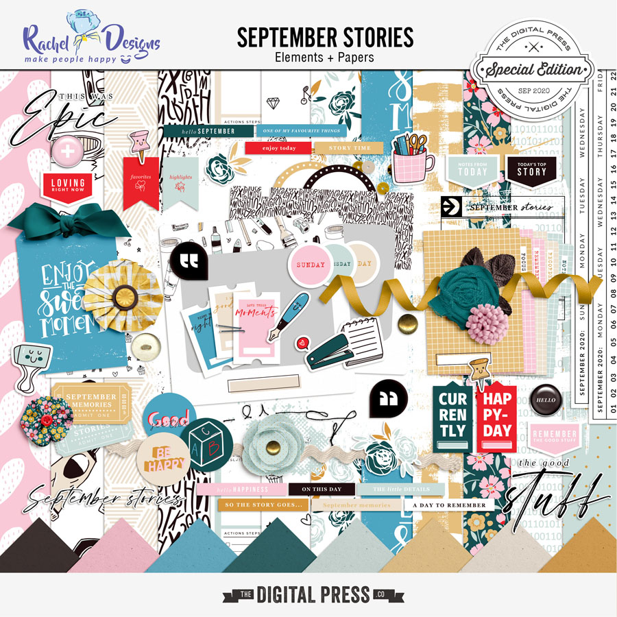 September Stories | Kit