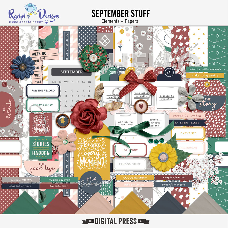September Stuff | Kit