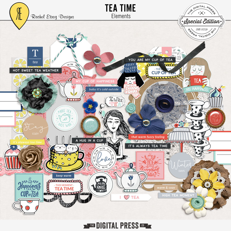 Tea Time | Elements
