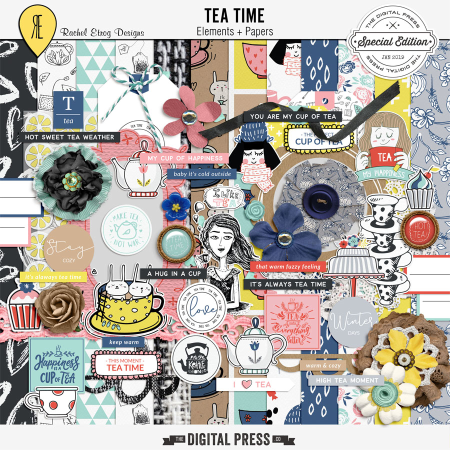 Tea Time | Kit