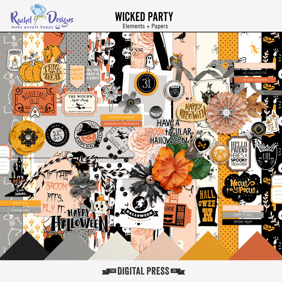 Wicked Party | Kit