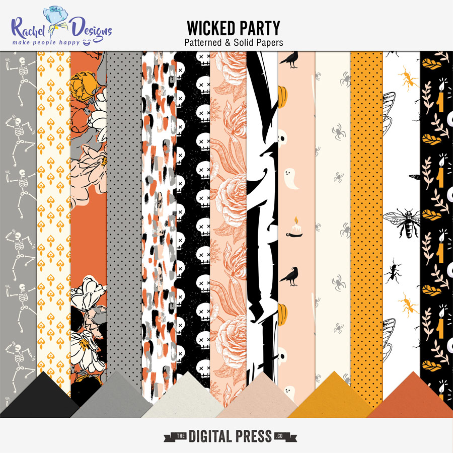 Wicked Party | Papers