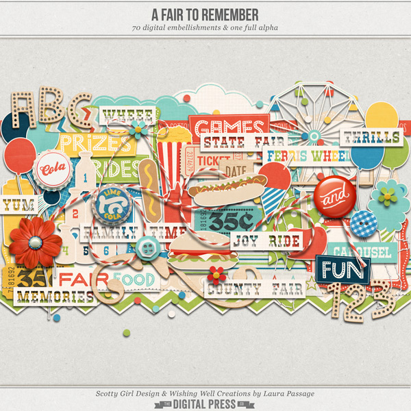 A Fair To Remember | Elements