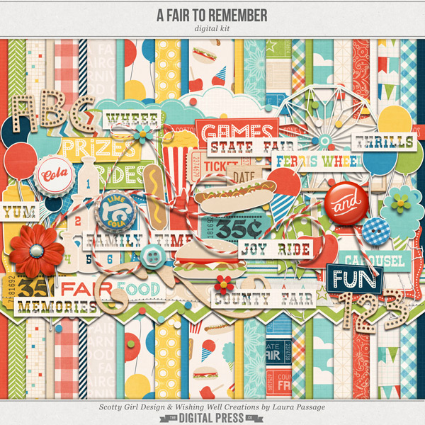 A Fair To Remember | Kit
