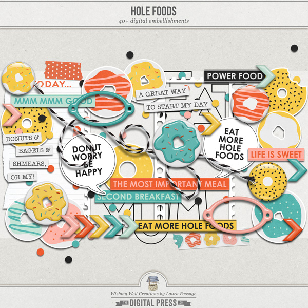 Hole Foods | Elements