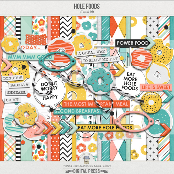 Hole Foods | Kit
