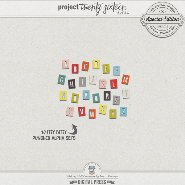 Project Twenty Sixteen | April Add-On Alphas