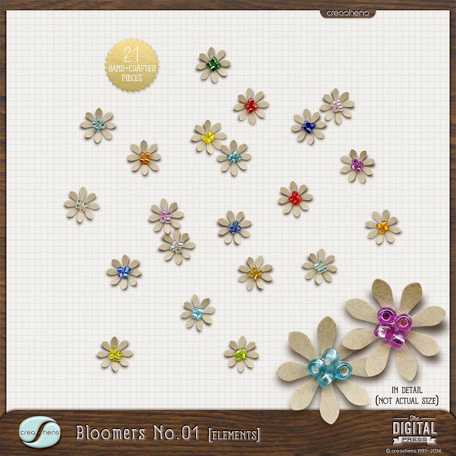 Bloomers No. 01