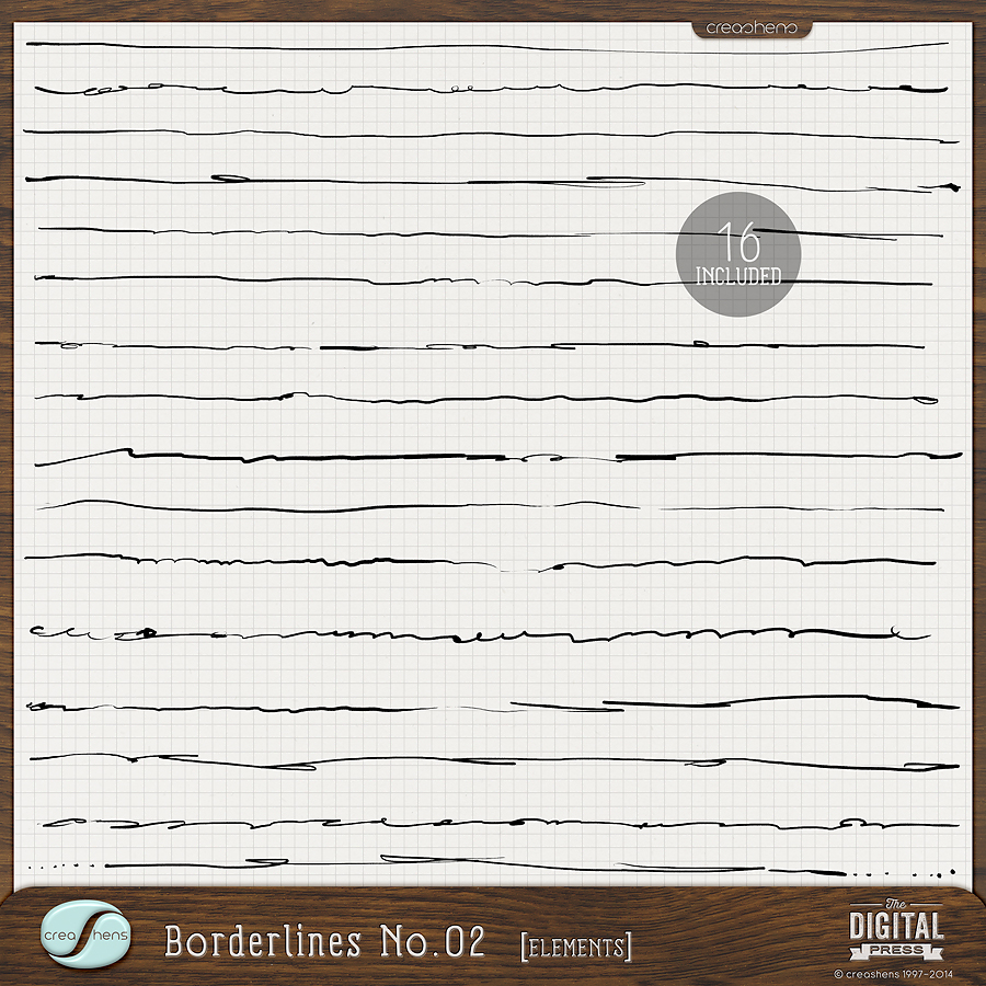 Borderlines No. 02