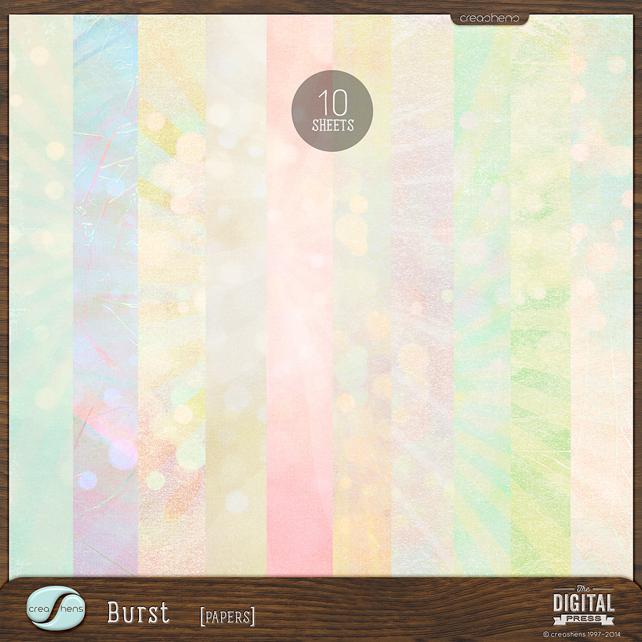 Burst Papers